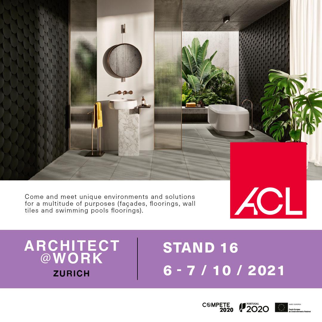 Architect@Work Zurique 2021