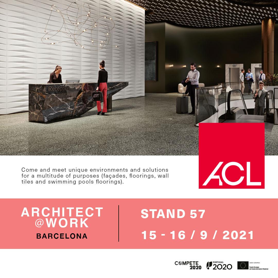 Architect@Work Barcelona 2021