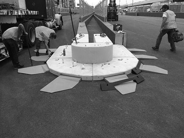 Formula E - New York City ePrix Circuit