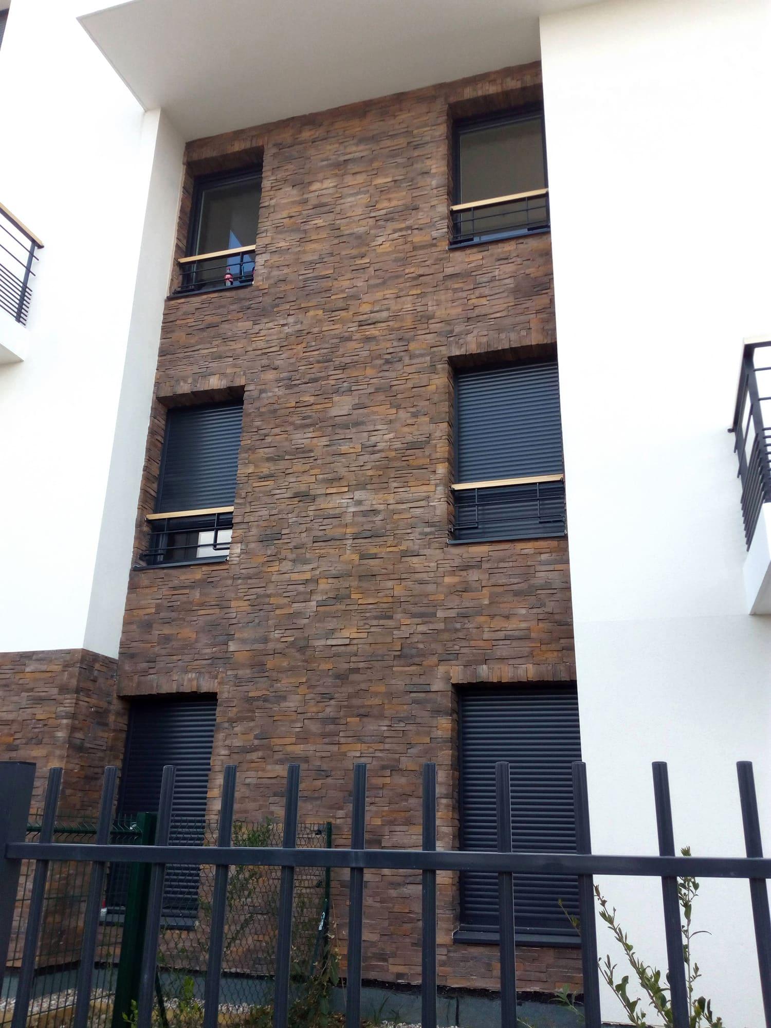Private building