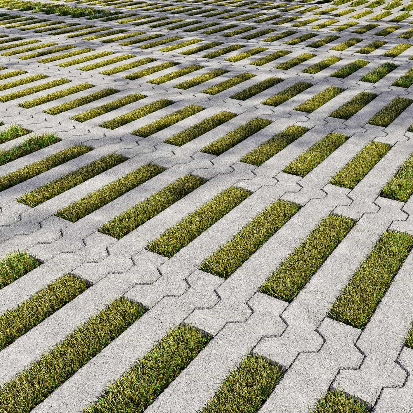 Grass cover Grids